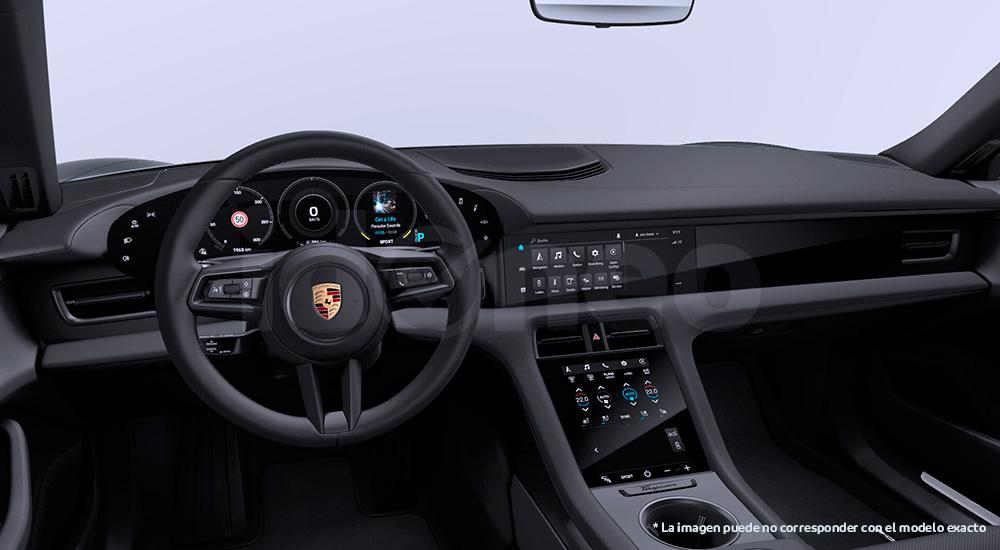 Porsche Taycan (1/2)