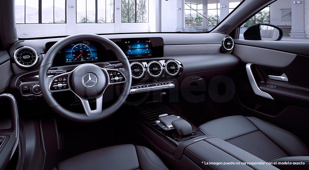 Mercedes Benz Clase A Compacto (1/2)