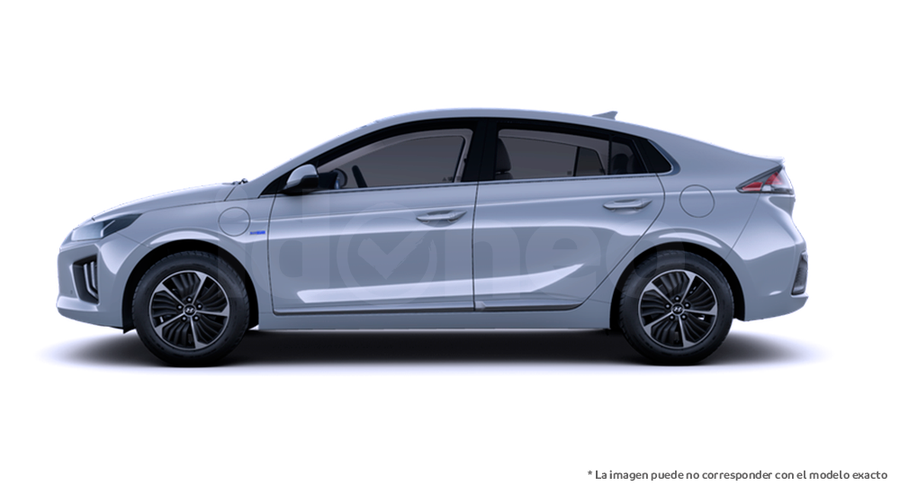 Hyundai Ioniq Híbrido Autoenchufable (2/3)