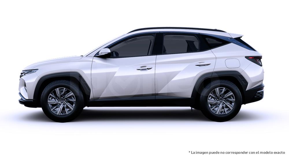 Hyundai Tucson (2/3)