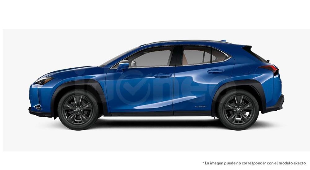 Lexus UX (2/3)