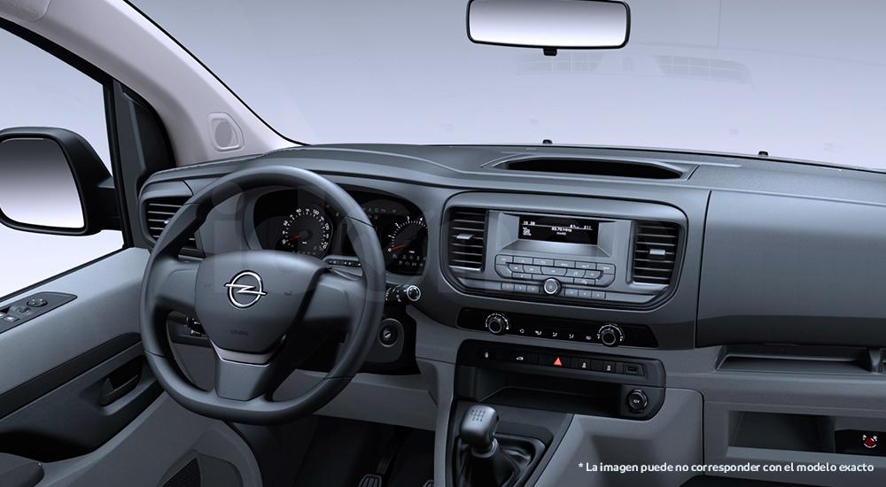 Opel Vivaro (1/2)