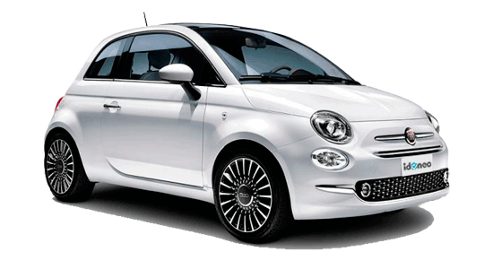 Fiat Fiat 500 Cult 1.0 Hybrid 52KW (70 CV) de renting