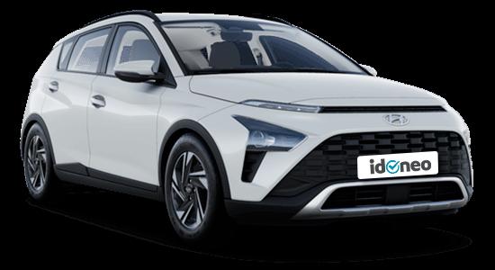 Hyundai Bayon 1.0 TGDI Maxx de renting
