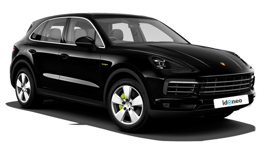Porsche cayenne Coupe E-Hybrid de renting