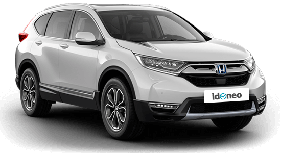Honda CR-V blanco