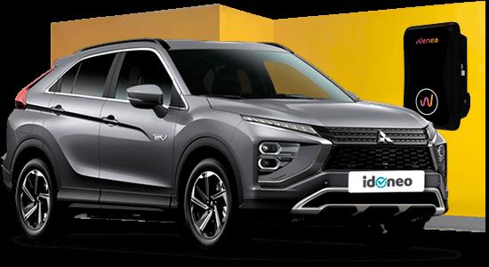 Mitsubishi Eclipse Cross 2.4 PHEV Kaiteki 4WD de renting