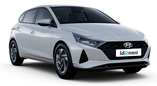 Hyundai i20 TGDI 1.0 48V Klass de renting