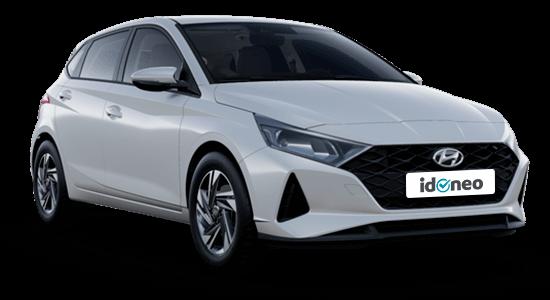 Hyundai 1.0 TGDI 74kW de renting