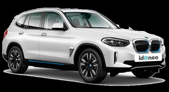 BMW iX3 80 kWh de renting
