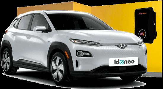 Hyundai EV 150kW de renting