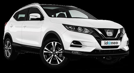 Nissan DIG-T E6D N-STYLE 5P de renting