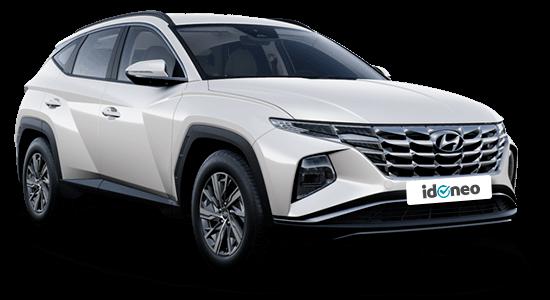 Hyundai Tucson 1.6 TGDI Klass (150CV) de renting