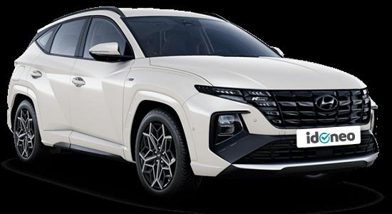 Hyundai Tucson 1.6 TGDI 48V NLine de renting