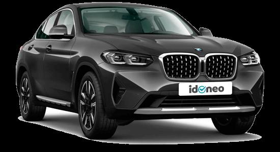 BMW X4 20 2.0 xDrive20d 4WD de renting